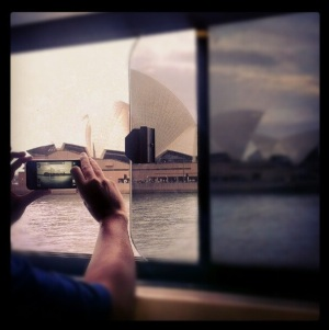 Notes From Another Land / Sydney Opera House Australia
