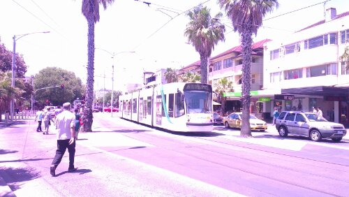 St Kilda, Melbourne, vacation, travel, breakfast