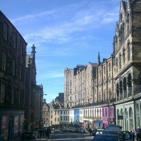 Easter in Edinburgh, Notes from Another Land, travel, adventure, vacation, blog