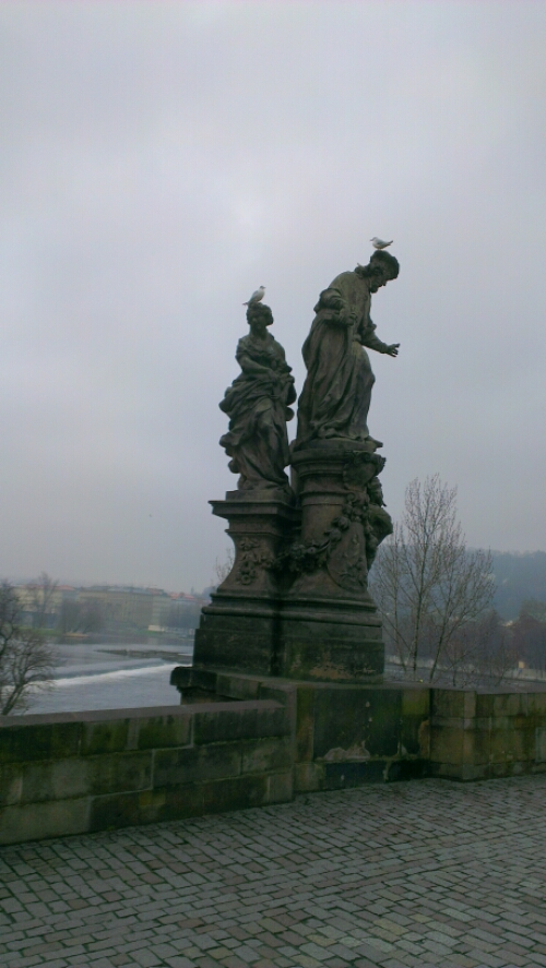 Notes From Another Land - Prague City, Czech Republic