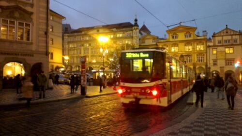 Notes From Another Land - Prague City, Czech Republic