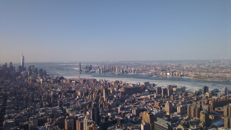Notes From Another Land / NYC in a nutshell: Manhattan views