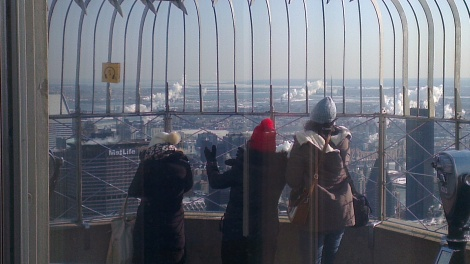 Notes From Another Land / NYC in a nutshell: Empire State Building