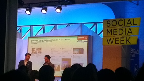 Notes From Another Land / NYC in a nutshell: Social Media Week