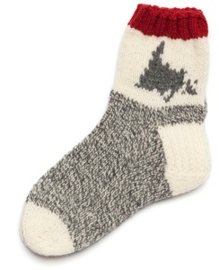 Notes From Another Land / NYC in a nutshell: Newfoundland Socks