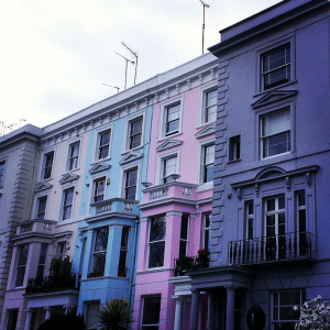 Notes From Another Land / Notting Hill London