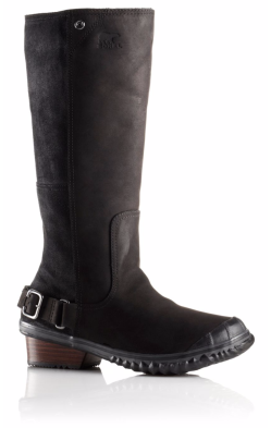 Notes From Another Land / NYC in a nutshell: Sorel Black Boot
