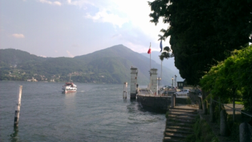 Notes From Another Land / Lake Como