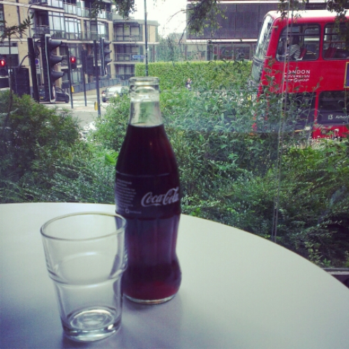Notes From Another Land / Coca Cola