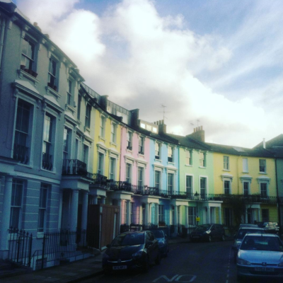 Notes From Another Land | Camden London England | Amy Maureen Lynch