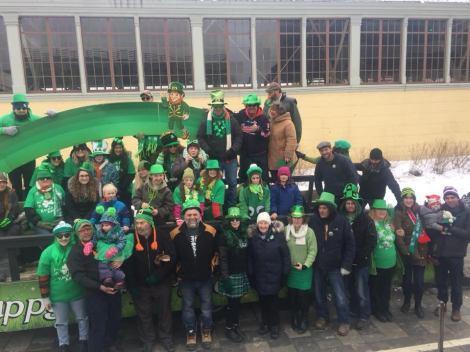 St. Patrick's Day Ottawa, Canada 2018