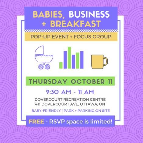 Babies Business and Breakfast / Amy Lynch / Notes from another land