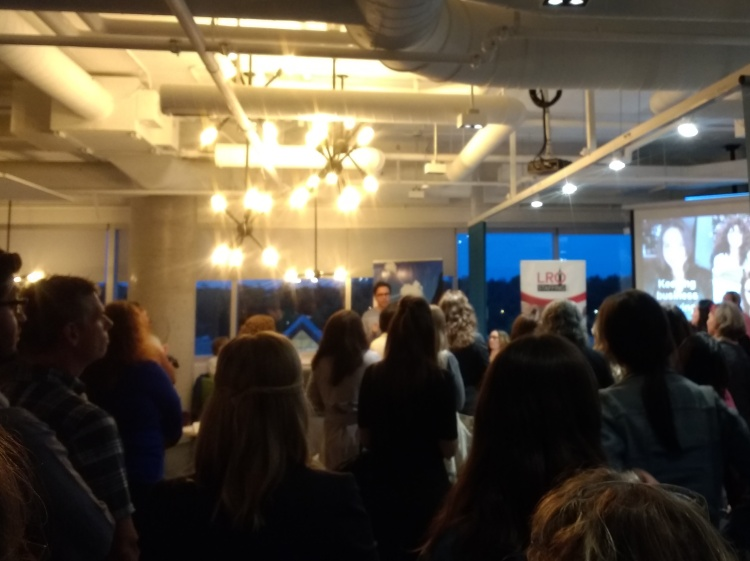 Women Hack Ottawa at Pythian | Notes From Another Land | Amy Maureen Lynch