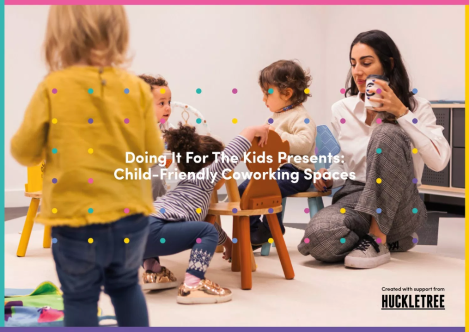 DIFTK Presents: Child-Friendly Coworking Spaces