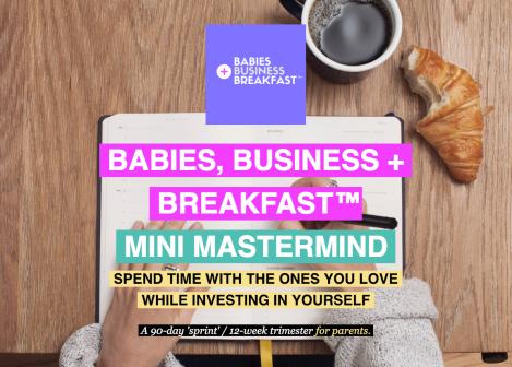 bbb mini mastermind photo