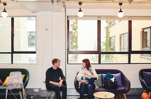 Amy Lynch: Google Campus London Campus for Mums 2016