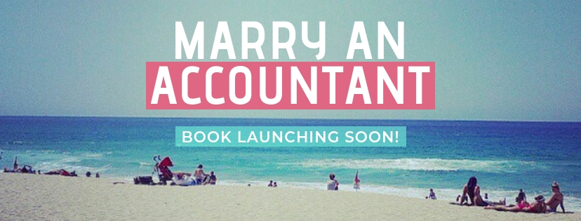 Marry An Accountant Amy Maureen Lynch Book Launching Soon