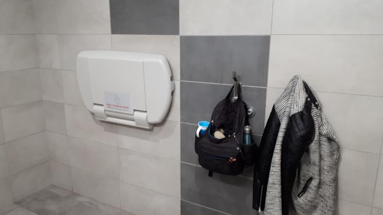 Algonquin College DARE District Barrier Free Washroom Facilities