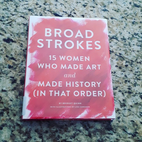 Amy Maureen Lynch | Broad Strokes Book: Women Making Art And History | Notes From Another Land
