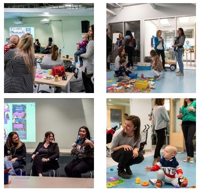 Babies Business + Breakfast Parent-Friendly Professional Development Events