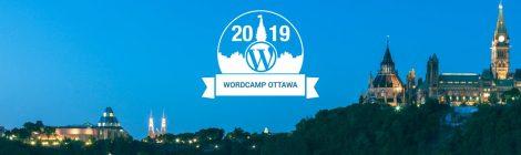 WordCamp Ottawa 2019