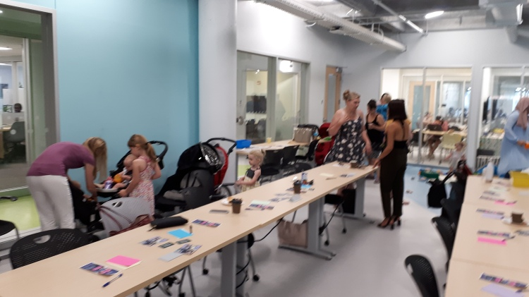 Babies, Business + Breakfast Summer 2019 Pop-Up Event | Amy Maureen Lynch