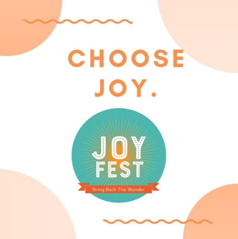 Amy Maureen Lynch Notes From Another Land Intuitive Readings at JoyFest 2019