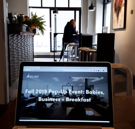 Babies, Business + Breakfast Fall Pop-Up Event on Wednesday, October 30th 2019