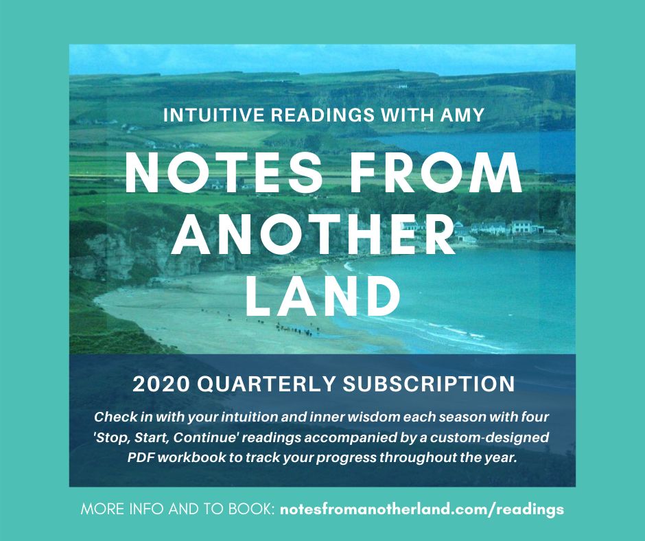 NFAL Intuitive Readings 2020 Quarterly Subscription