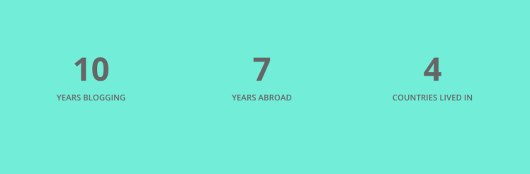 Notes From Another Land: 10 years blogging, 7 years abroad, 4 countries lived in.