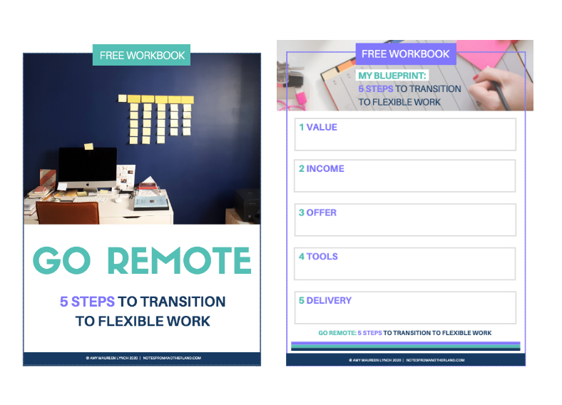 Go Remote: 5 Steps To Transition to Flexible Work Online Course