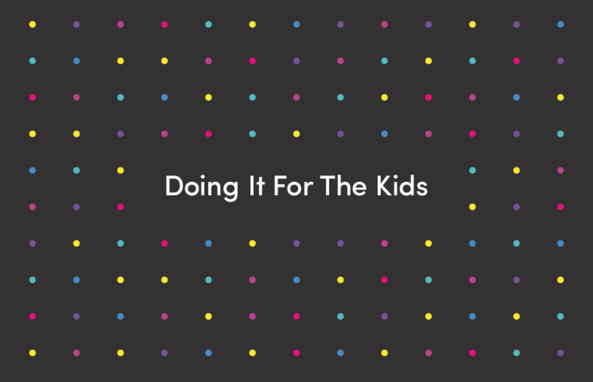 Doing It For The Kids Amy Maureen Lynch Baby In The Boardroom Article